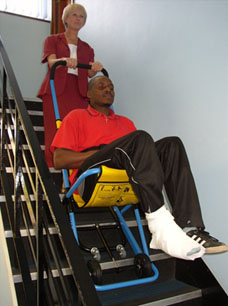 Chair For Stairs linear e.a.s.t. - manufacturer of energy, safety, water